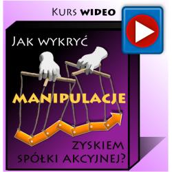 Kurs: Jak wykryć manipulacje zyskiem spółki akcyjnej?