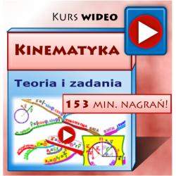 KINEMATYKA dla Studentów - kurs multimedialny