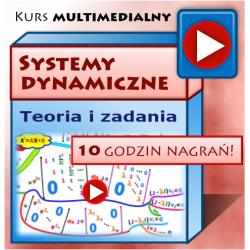 SYSTEMY DYNAMICZNE - multimedialny kurs