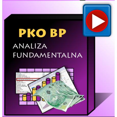 PKO BP - analiza fundamentalna